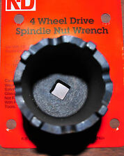 4 WHEEL DR SPINDLE NUT WRENCH SOCKET MADE IN USA KD 2467 CHEVY FORD GMC DODGE IN