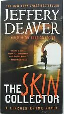 The Skin Collector (A Lincoln Rhyme Novel)  Jeffery Deaver