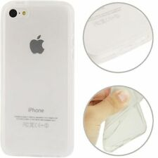 Coque Etui Housse Silicone Transparente Cristal pour Apple Iphone 5C