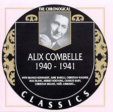 1940-1941 by Alix Combelle-CLASSICS CD NEW