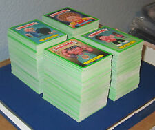 GARBAGE PAIL KIDS BNS1 GREEN SINGLES  @@ PICK TWO @@ TO FILL YOUR SETS