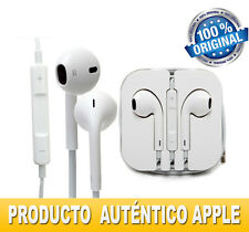 Audifonos Apple Originales para iPhone 6 con microfono y manos libres