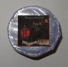 Wicca Magic Wax Tart Melt, for use in oil burner highly scented Wiccan Pagan