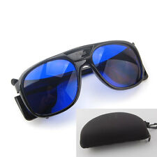 1x Eyes Protection Goggles Red Laser 600nm-700nm Safety Sun Glasses With Case