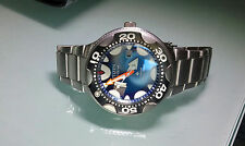 CITIZEN ORCA BLUE TITAN 200M NEW RARO