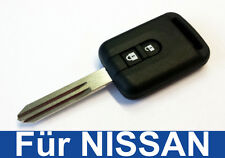 2T Key Remote Control Housing Blank Tino Dennis for Nissan Micra