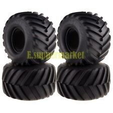 4xRC 1/10 Off Road Monster Truck 134x72MM Tyre Tires 3000 Fit HSP HPI Redcat