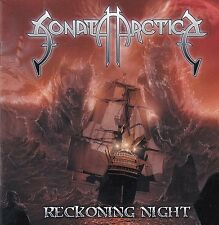 Sonata Arctica - Reckoning Light (CD, 2004, Avalon) Japan Import RARE/OOP
