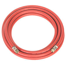Air Hose Airline 5 metre x 8mm with 1/4 BSP Unions