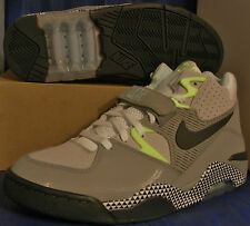 Nike Air Force 180 HOH Dawn To Dusk Pack Grey Barkley SZ 10.5 ( 553547-013 )