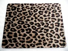 Animal Savanna Leopard Print Mouse Mat,Mouse Pad For Laptop, PC New