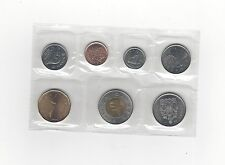 **2011**, Canadian, Uncirculated Set**