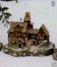 Ceramic Bisque House Village Bakery Duncan Mold 441 B U-Paint Ready To Paint