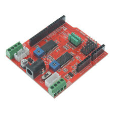 New Dual Channel Stepper Motor Driver Shield Arduino