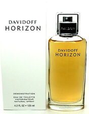 Davidoff Horizon EDT Spray for Men 4.2 oz./125 ml. Brand New *Tester (sku:17367)
