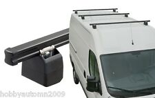 VW CADDY DAL 2004 -  KIT 2 BARRE PORTATUTTO PROFESSIONAL 135cm FAPA 74214