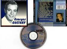 "GEORGES GUETARY ""Les Plus Grands Succès De Vol1"" (CD) 1993"