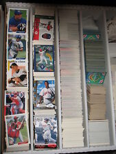 1997 Collector's Choice Baseball Base & Insert Large Lot Approximately1268 Cards
