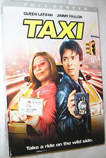 Taxi DVD, 2005, Full Screen, Pan & Scan version Comedy FREE SHIPPING U.S.A.