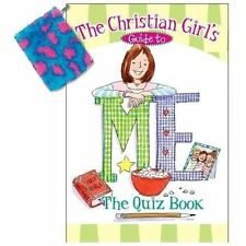 The Christian Girl's Guide to Me : The Quiz Book by Katrina Cassel (2012,...