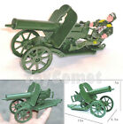 Maxim Machine Gun Toy with Green Toy Soldier Action Figure