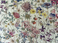 WILD FLOWERS 1.50 METRES  by LIBERTY on TANA LAWN COTTON