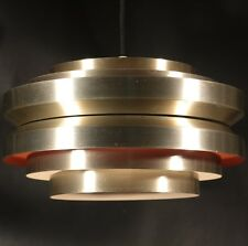 Designer Lampe - CARL THORE  - LOOP PENDANT lighting SWEDEN 60s - WOW