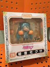 AUTHENTIC! NEW! Nendoroid 170 Hatsune Miku Figure Cheerful ver. VOCALOID