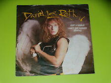 45 tours SP - DAVID LEE ROTH - JUST A GIGOLO - 1985