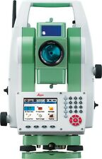 Leica Flexline TS09 Plus Reflectorless Total Station 5 Second w Bluetooth 796970