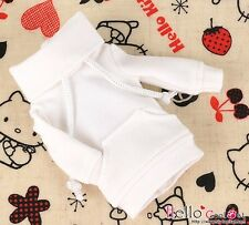☆╮Cool Cat╭☆ 119.【NH-A01】Blythe Pullip Lovely Clothe Pocket Top # White