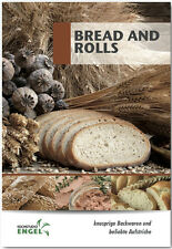 BREAD and ROLLS recipes for Thermomix TM5 TM31 Kochstudio-Engel NEW in English