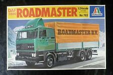 Italeri 763 DAF Roadmaster Model Truck Kit 1/24 Scale