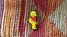 Shakedown Street Puppet Parody Dancing Bear Enamel Lapel Hat Pin