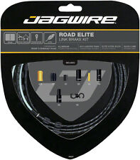 Jagwire Road Elite Link Brake Cable Kit SRAM/Shimano, Black