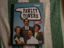 Fawlty Towers - Series 1 (DVD, 2003) BBC, Rated PG, Region 2