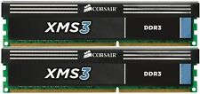 Corsair XMS3 8 GB (2 x 4GB) 1333 MHz PC3-10666 240-Pin DDR3 Memory Kit CMX8GX...