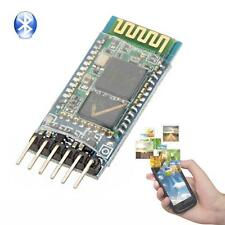 Wireless Serial 6 Pin Bluetooth RF Master and Slave HC-05 Transceiver Module GS