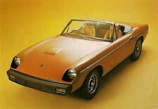 Jensen Healey 1974-76 UK Market Leaflet Sales Brochure