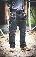 HH Chelsea Work Pants C50, 32 Leg UK 34cm 32 Leg, Free Knee Pads Worth £5.99