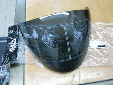 Vega Universal Full Face Dark Smoke Motorcycle Helmet Shield 95-5002