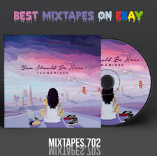 Kehlani - You Should Be Here Tsunamixes Mixtape (Artwork CD/Front/Back Cover)