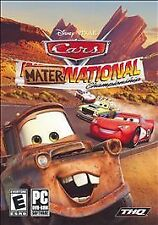 Cars: Mater-National Championship (PC, 2007) Opened Game New