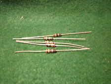(1) 5 Pack Carbon Comp 24 OHM 1/2 Watt 5% Resistors NOS