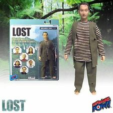 "LOST BENJAMIN LINUS 8"" FIGURE NEW ON CARD BIF BANG POW #snov15-23"