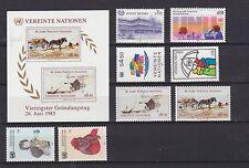UNO Wien postfrisch Jahrgang 1985