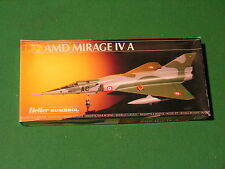HELLER 1/72 AMD Mirage IV A