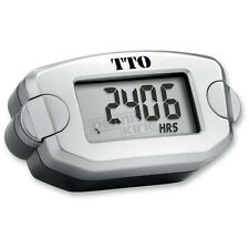 TTO Trail Tech Silver Tachometer for Paramotoring, PPG. Special Pricing!!!