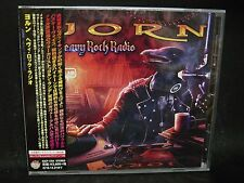 JORN Heavy Rock Radio + 1 JAPAN CD Wig Wam Lionville Sunstorm Allen-Lande