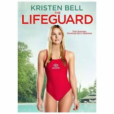 The Lifeguard  Kristen Bell YUMMY USED VERY GOOD DVD